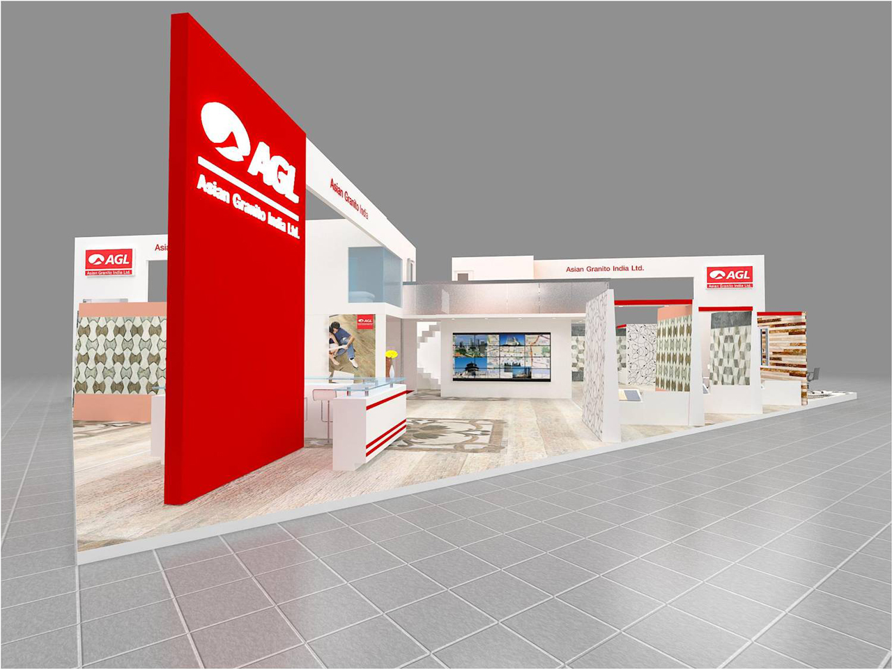 D Exhibition Stall Design : D stall design designers bestowpro