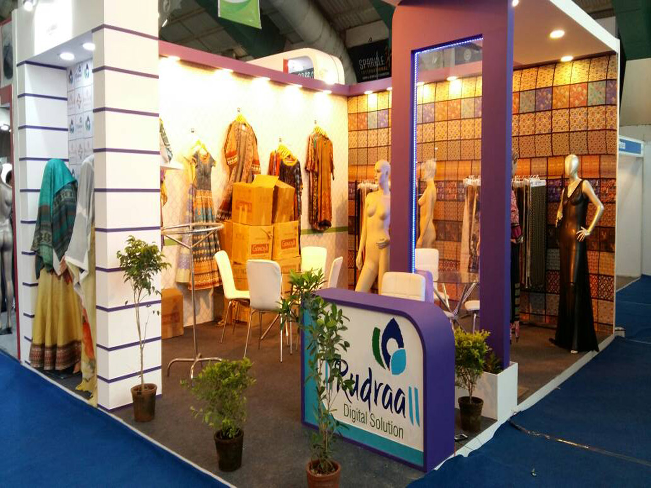 Exhibition Stall Quotation : Exhibition stall design fabrication gallery