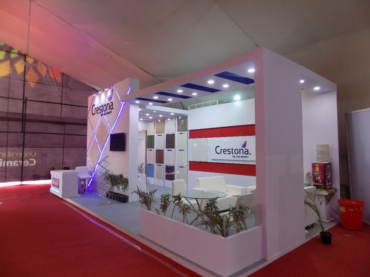 Exhibition Stall Quotation : Stall fabricators exhibition design agency booth