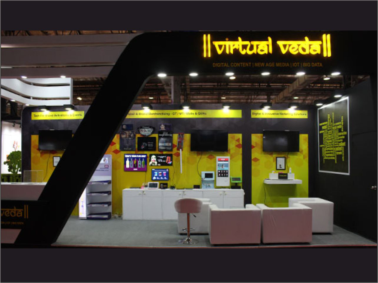 Exhibition Stall Design And Fabrication In : Exhibition stall design fabrication gallery stall design agency