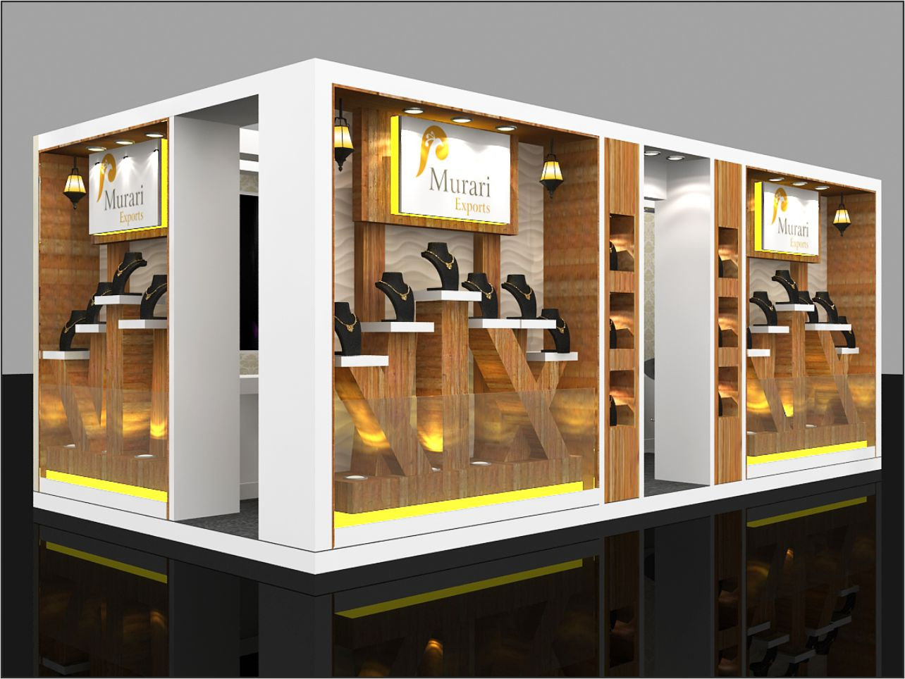 Jewelry Exhibition Stand Design : Jewellery exhibition stall designer jewellery stand contractor